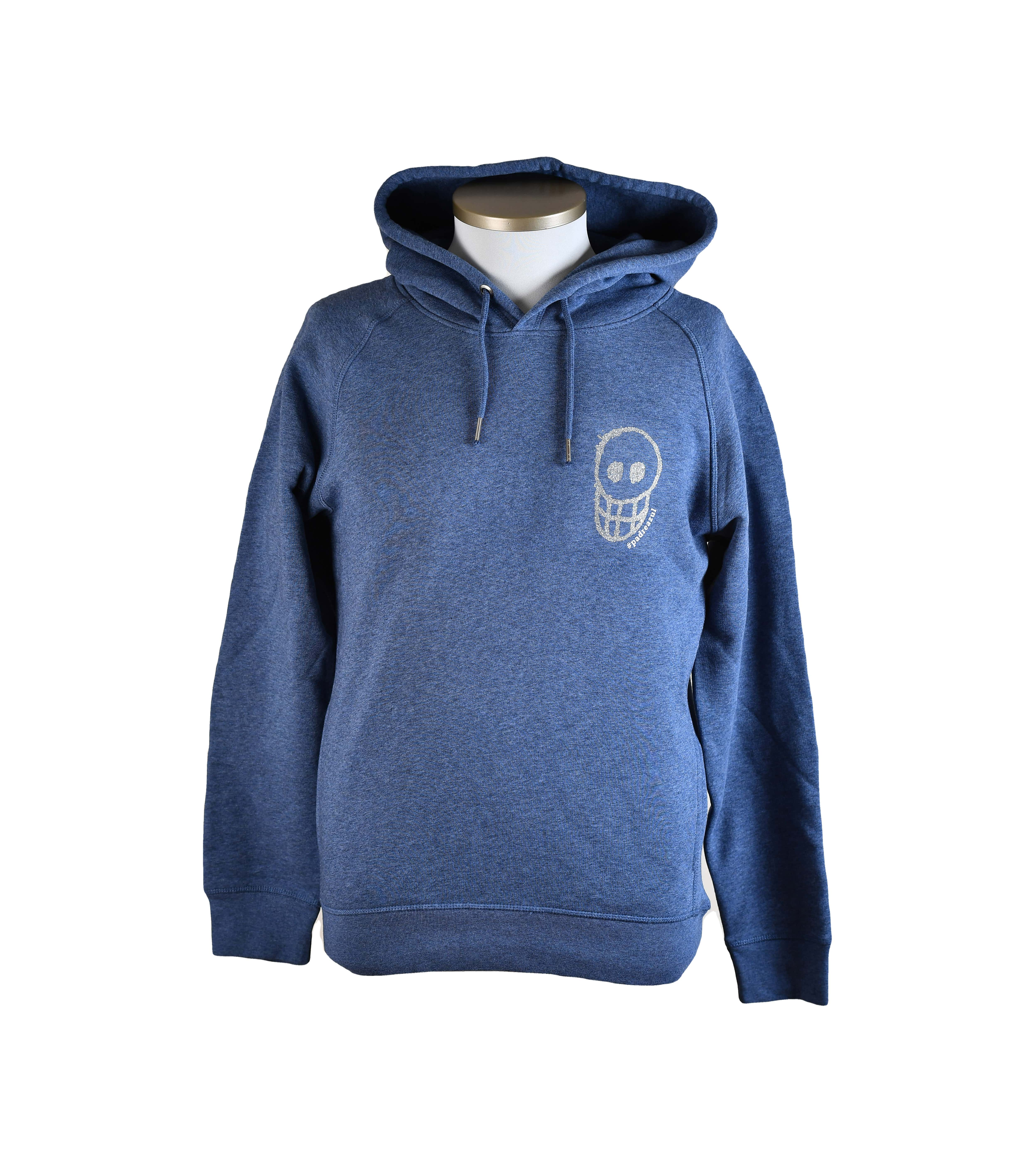 Ramon hooded sweater with side pockets
