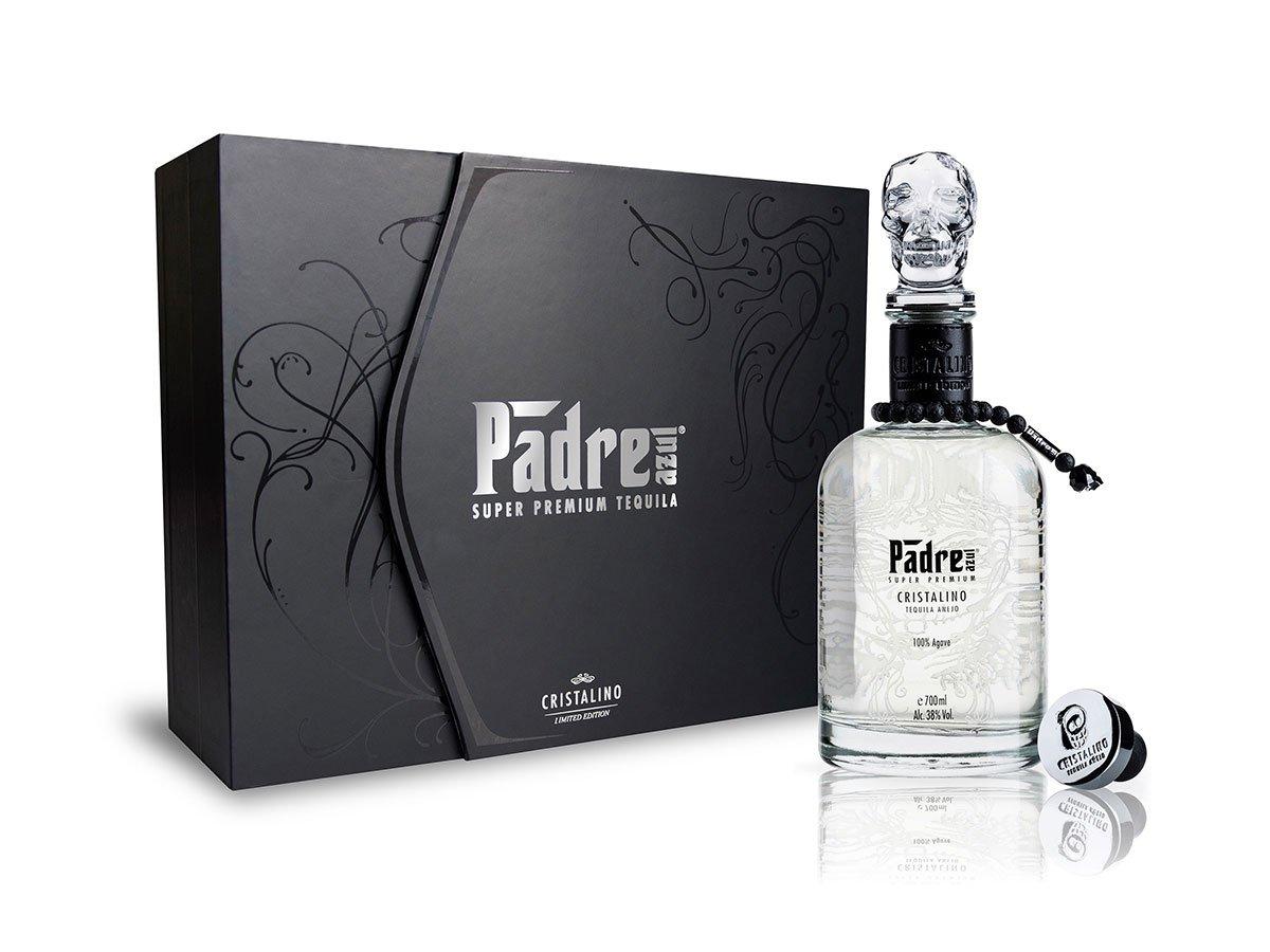 Cristalino Tequila Añejo