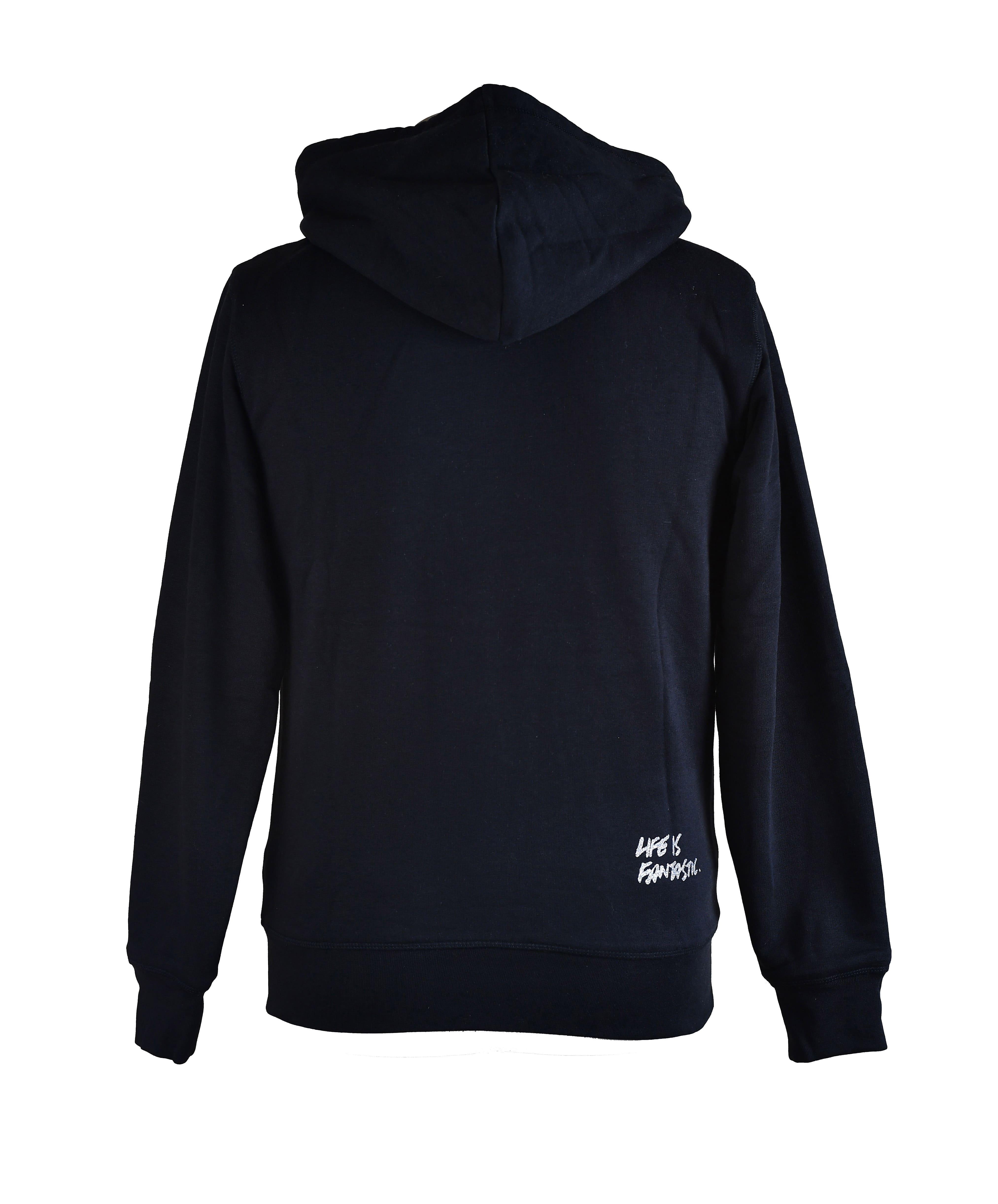 Ramon hoodie black