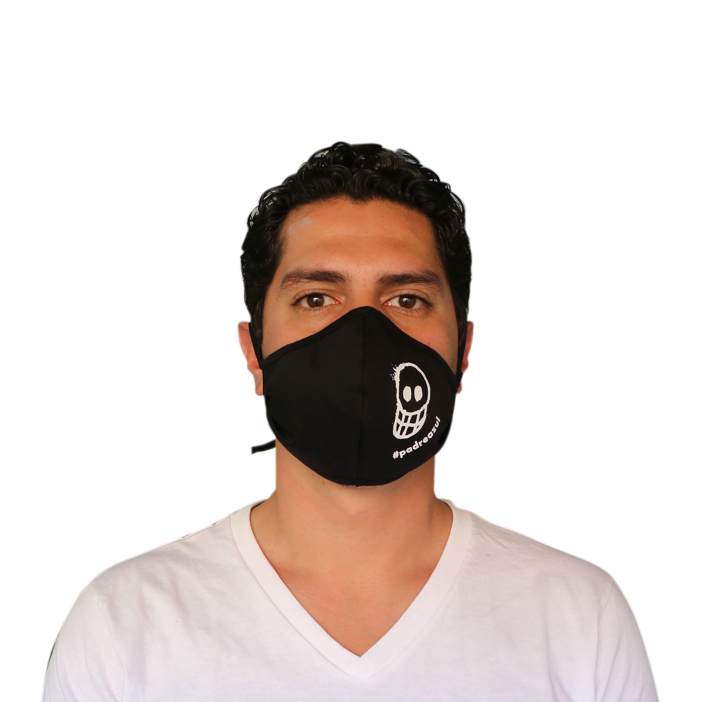 Padre Azul Face Mask Free