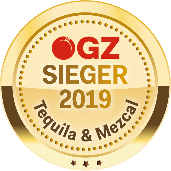 Sieger 2019 Tequila and Mezcal award