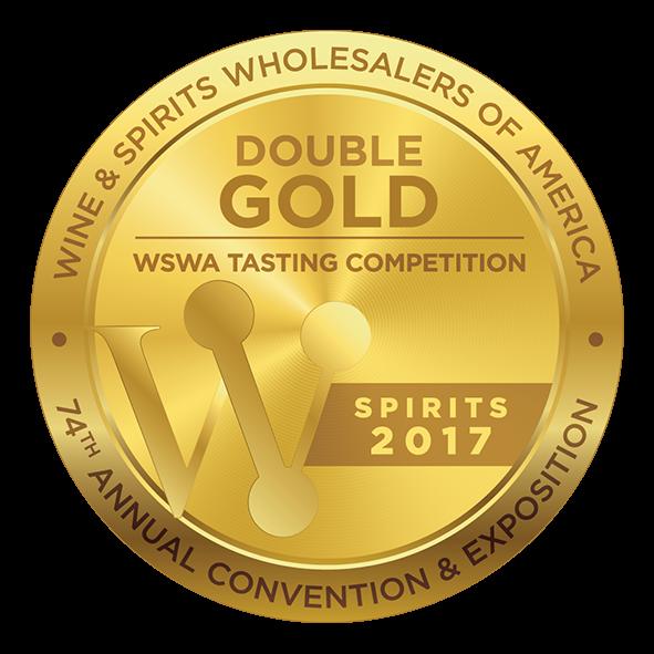 Double gold award image
