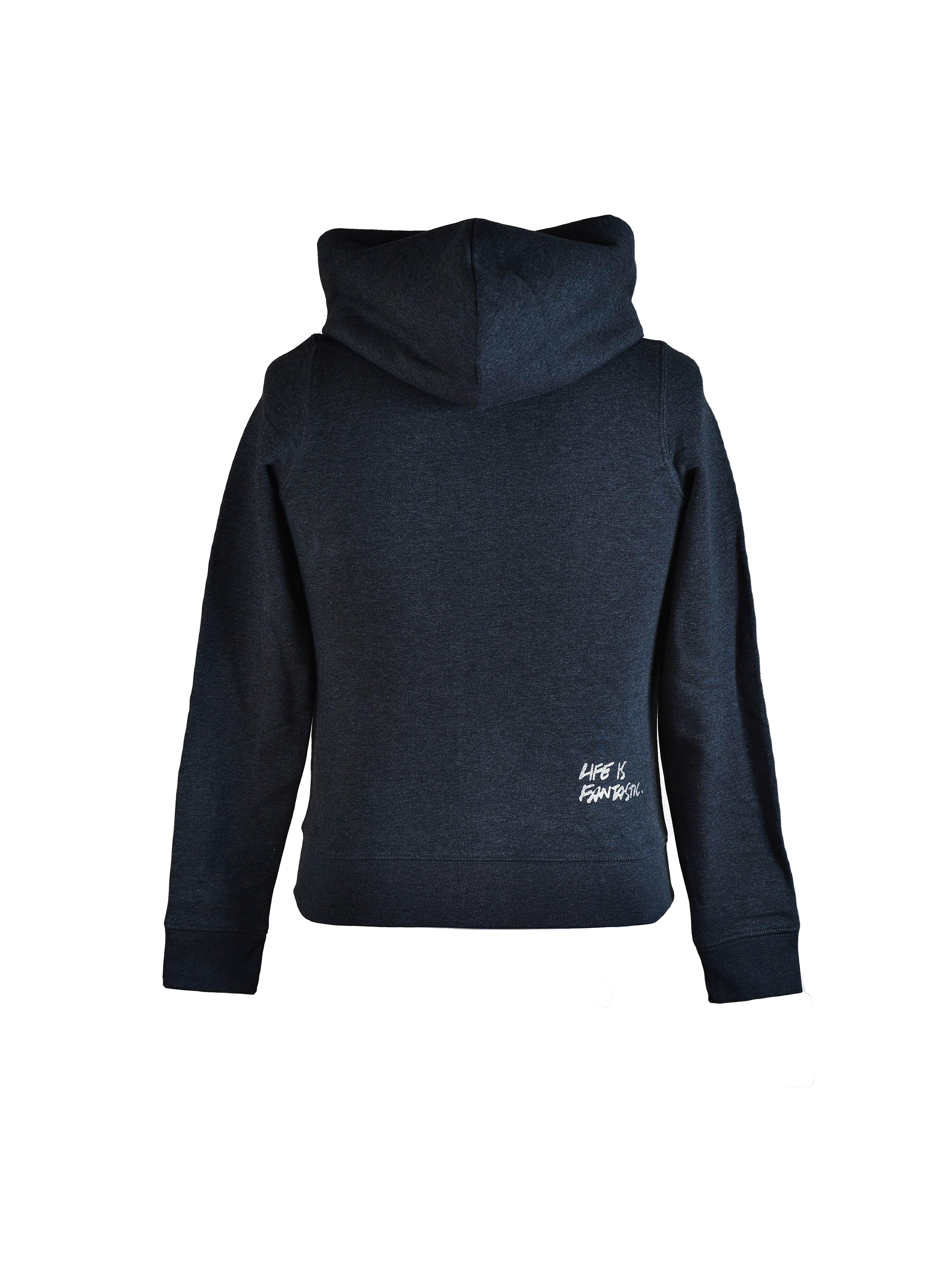 giacca corta con zip Ramon