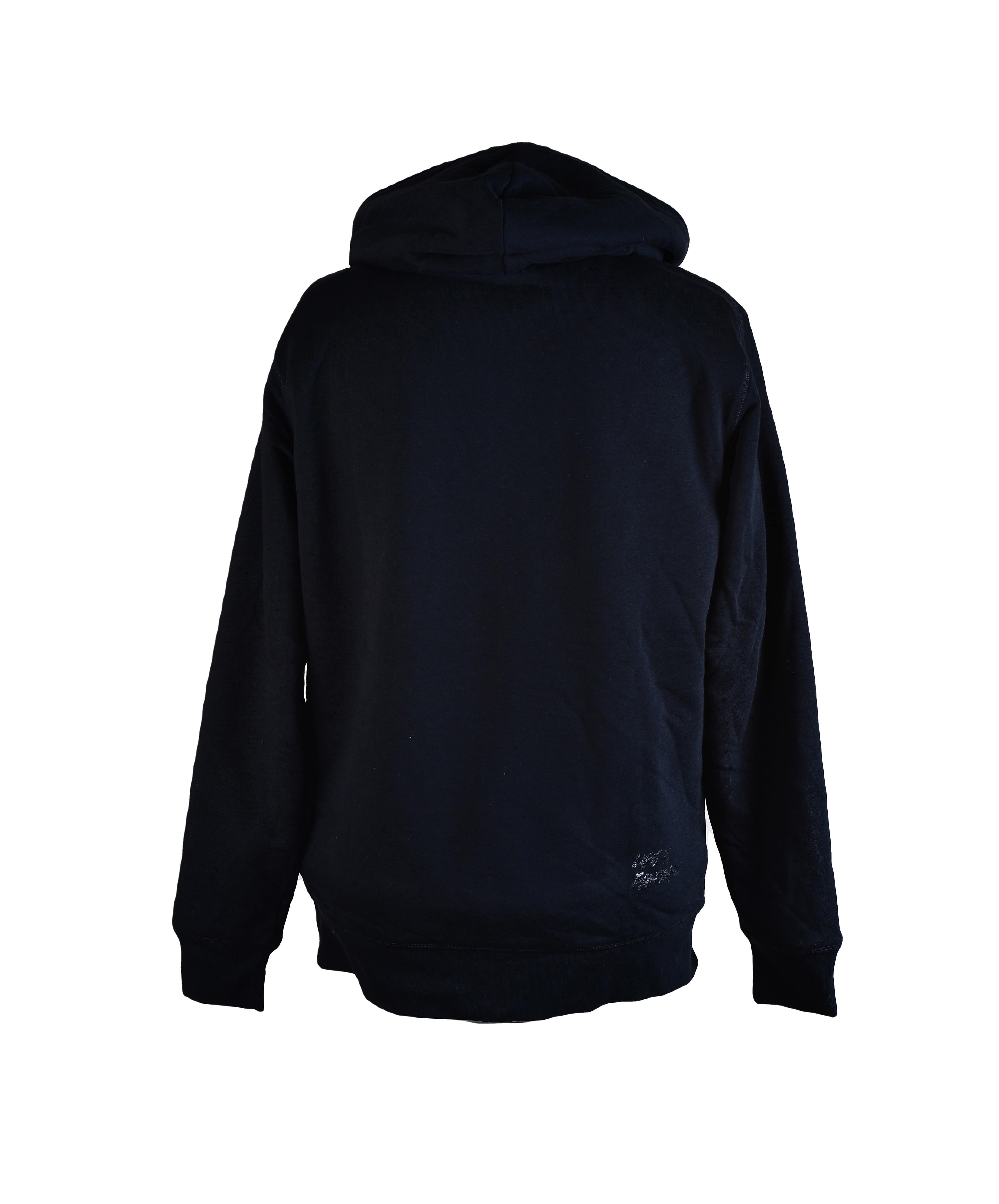 Caldo maglione con cappuccio Ramon Sherpa con cerniera e fodera Sherpa