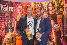 "VIP crowd at the ""Schmuckstars 2019"" in Vienna- Padre Azul High-End Tequila."
