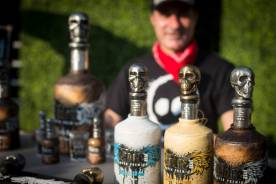 Arnold Schwarzenegger's 7th Westime charity event - Padre Azul High-End Tequila.