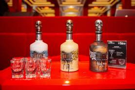 Tequila, Baby! Tasting at Roomers Munich- Padre Azul High-End Tequila.
