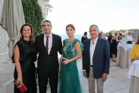 Padre Azul the glamorous charity gala.