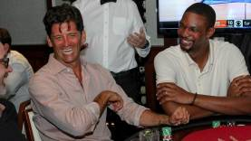 Chris Bosh helps raise $500K at After-School All-Stars poker tourney - Padre Azul High-End Tequila.