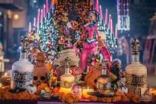 """""""Día de Muertos"""" or """"Día de los Muertos"""" is a colorful celebration of life and death"""