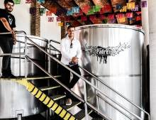 Interview with David Rios - Padre Azul High-End Tequila.
