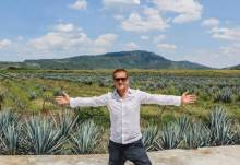 Tequila Workshop with Star Bartender David Rios. Padre Azul Brand ambassador.