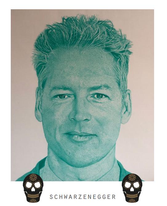 Patrick Knapp-Schwarzenegger: The Deal-Maker. Padre Azul High-End Tequila Ambassador.