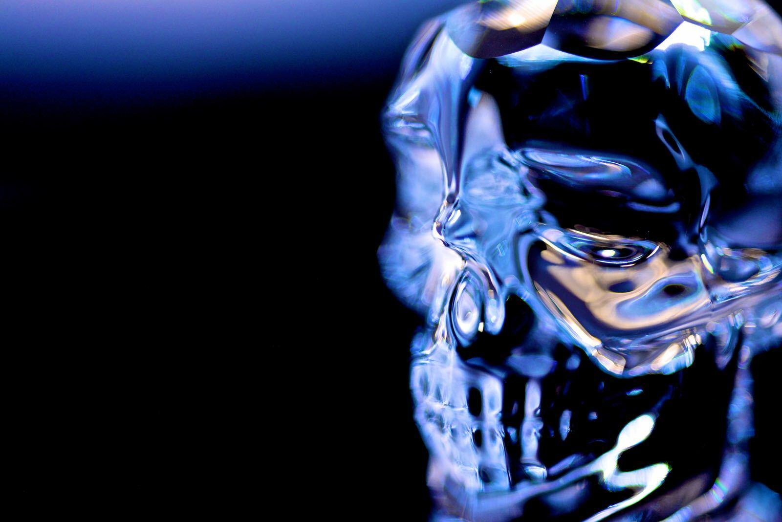 The crystal skull- La Calavera.