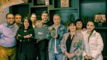 The Vip Team Bartenders from the top two clubs in the world, Ushuai Ibiza and Hi Ibiza, visited the Padre Azul Distillery.