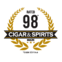 98/100 Punkte Cigar and Spirits Icon-Padre azul Premium Tequila.